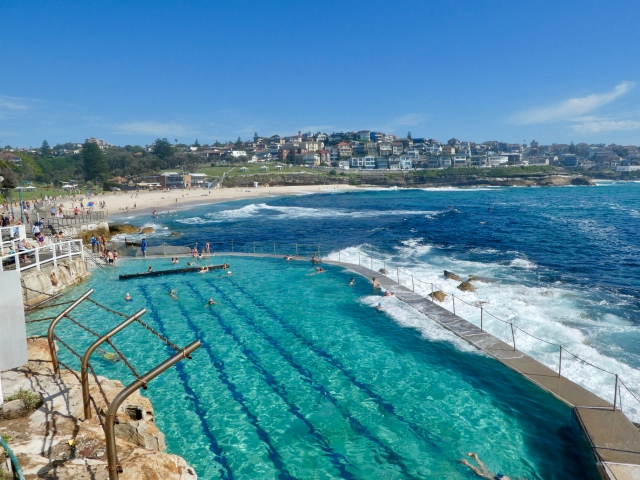 Bronte beach travel Australia