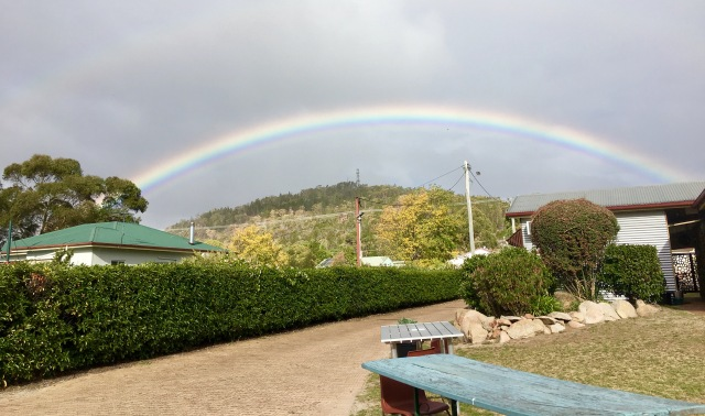rainbow australia travel