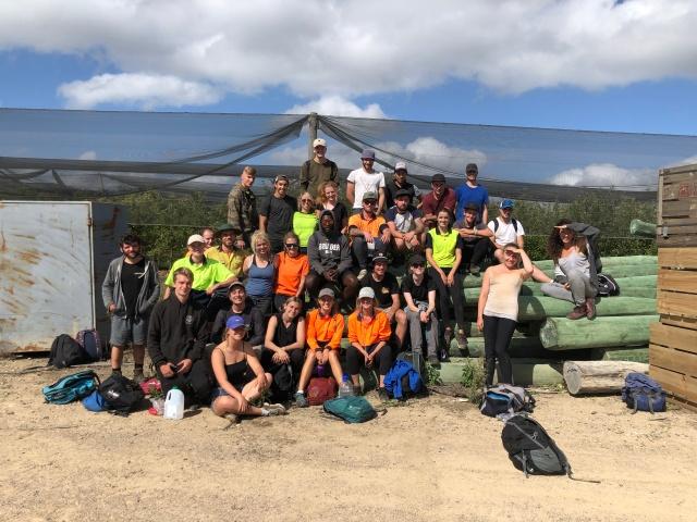 backpackers Australia farm work