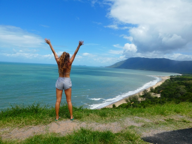 traveler backpacker Australia travel