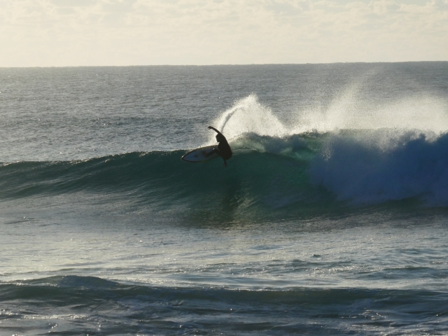 surfing Australia travel