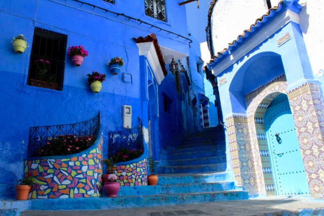 chefchaouen travel photo
