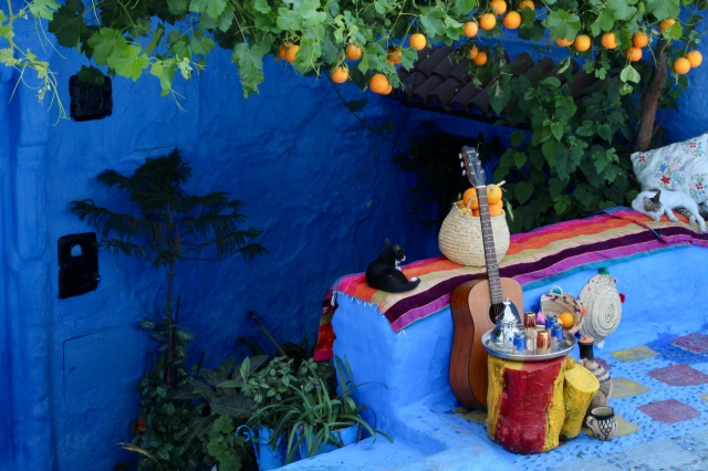 chefchaouen travel Morocco