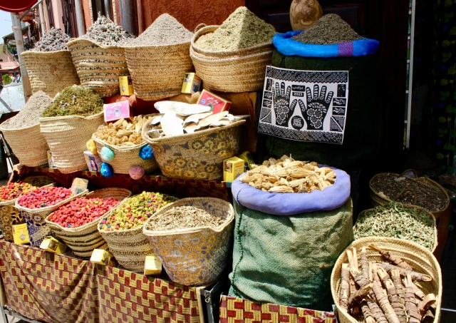 marrakech herbs