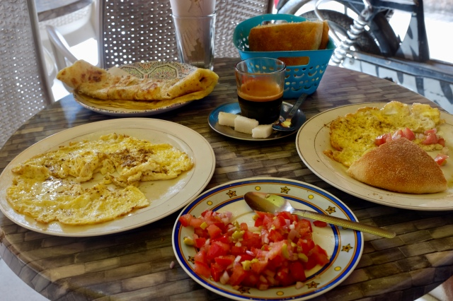 healthy food morocco
