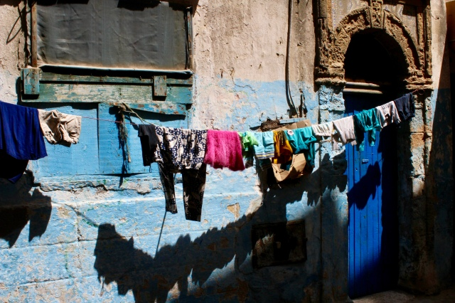 essaouira, morocco streets