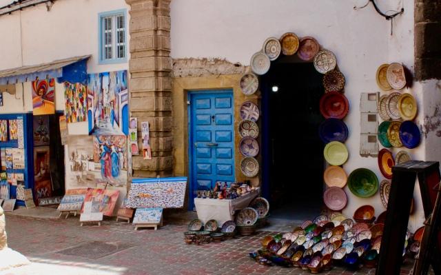 essaouira, morocco medina