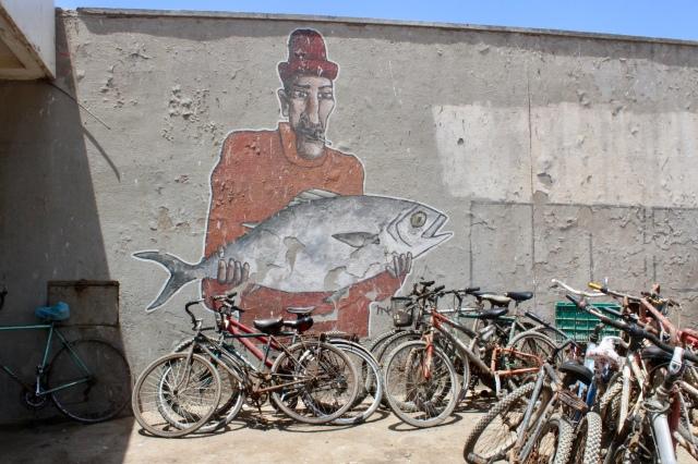 essaouira, morocco fish