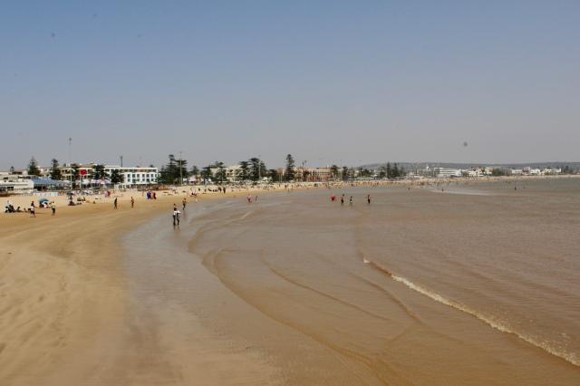 essaouira, morocco beach