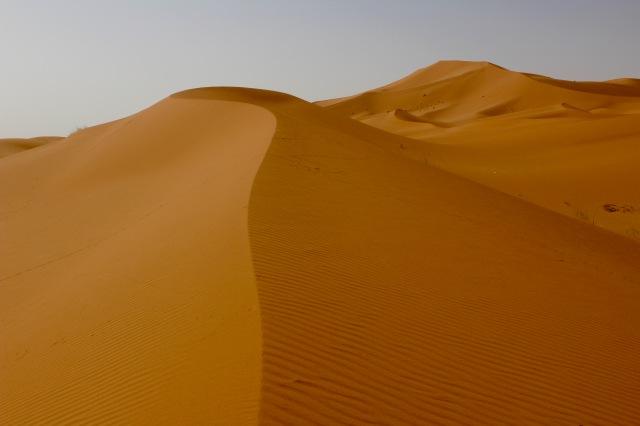 sand-dune morocco sahara desert travel