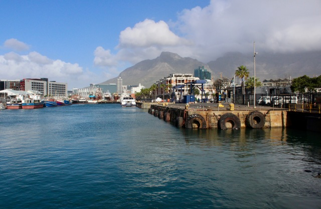 cape town scenery travel harbor