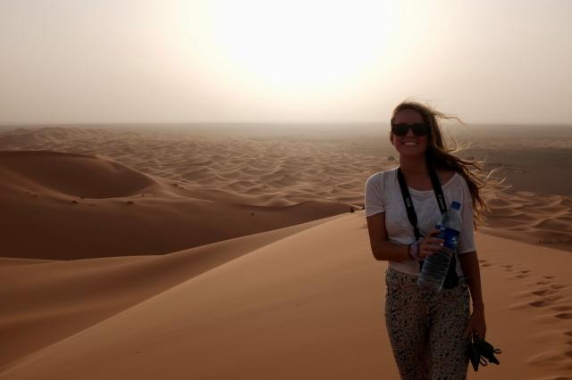 budget travel morocco sahara desert wanderlust