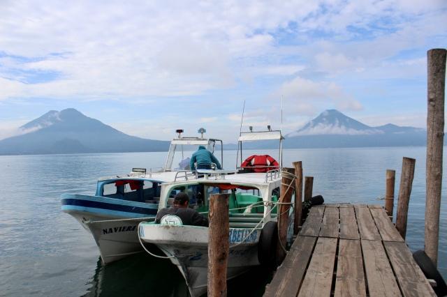 traveling guatemala lake atitlan