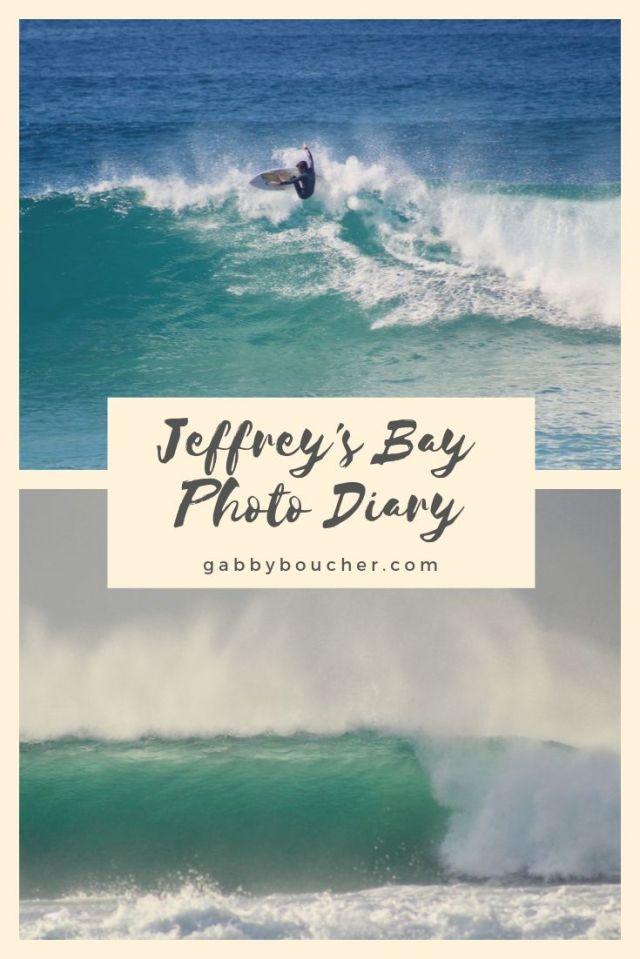 travel Jeffrey's Bay Photo Diary surf
