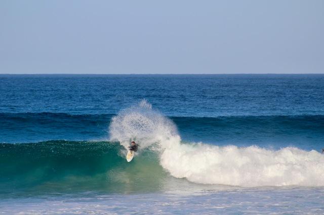 matt surfing 2 jeffreys bay surf
