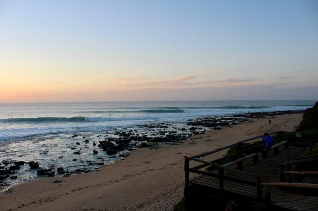 jeffreys bay sunrise travel surf