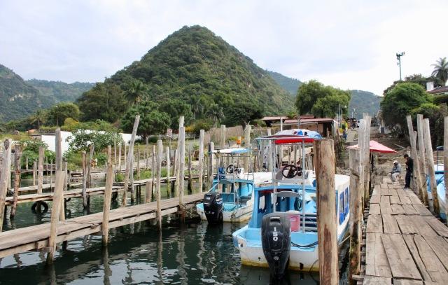 boats panajachel