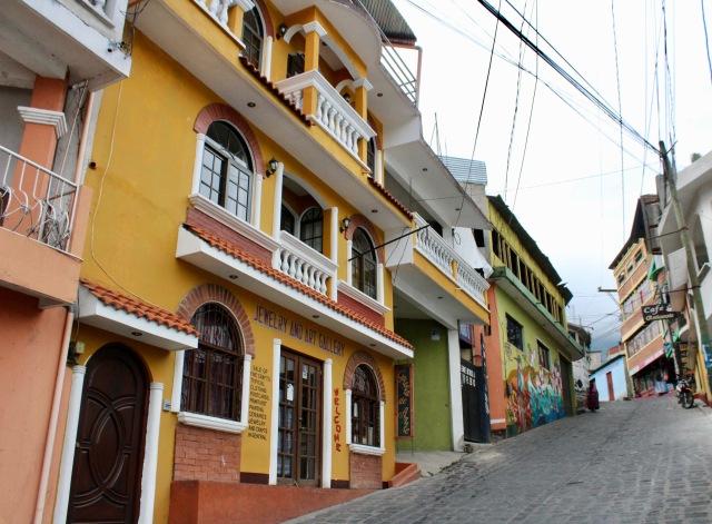 san pedro streets