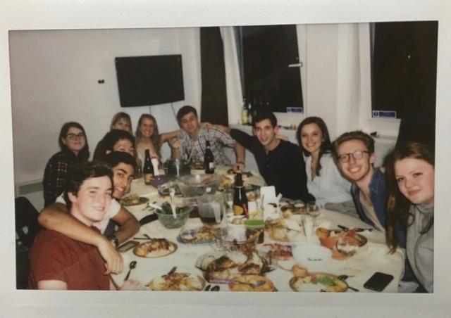 london thanksgiving