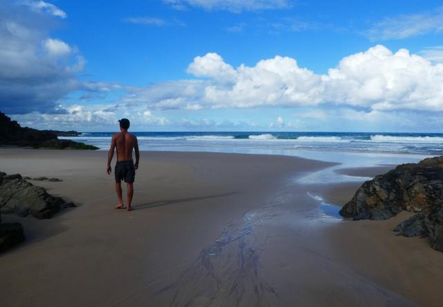 australia beach new south wales