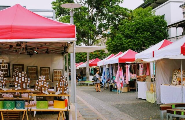 market brisbane
